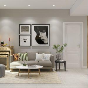 Thiết kế thi công nội thất trọn gói căn hộ chung cư chất lượng, giá cạnh tranh TPHCM
