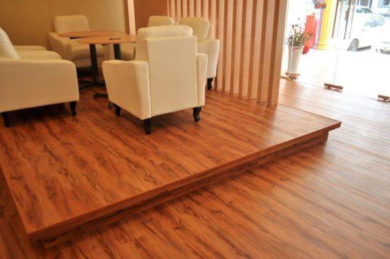 Cân nhắc về độ dày sàn gỗ
