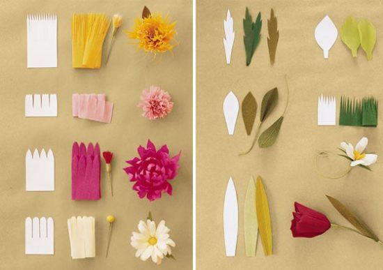 Công thức làm hoa handmade cực dễ cho bạn gái khéo tay