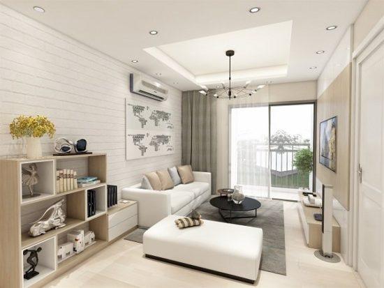 Học hỏi thiết kế phòng khách giúp ngôi nhà ghi điểm trong mắt mọi người