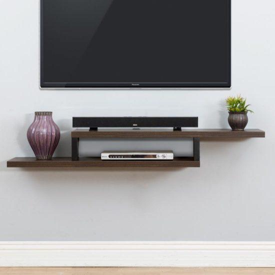 Lựa chọn kệ tivi với kích thước phù hợp