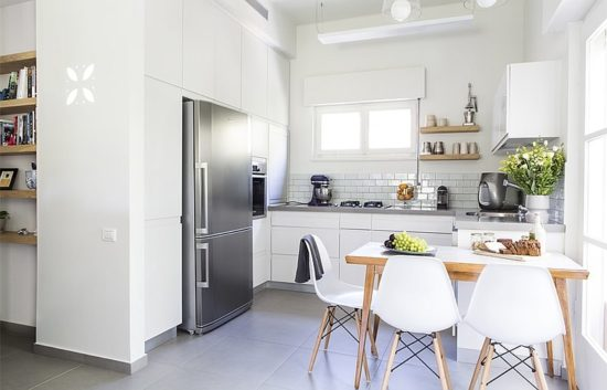 Nguyên tắc cân bằng trong thiết kế căn hộ chung cư