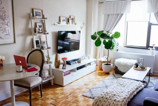 Nhà chung cư phong cách hiện đại