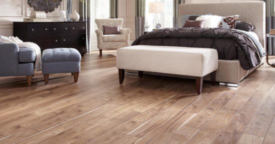 Những cách chọn và giữ sàn gỗ đẹp bền lâu