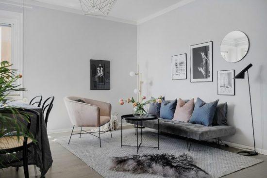 Phòng khách nhà chung cư phải đảm bảo yếu tố phong thuỷ