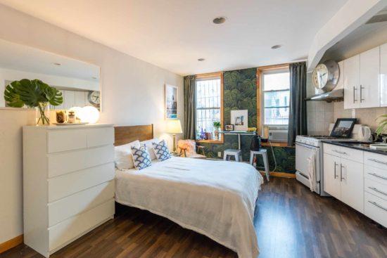 Phòng ngủ chung cư hợp phong thuỷ