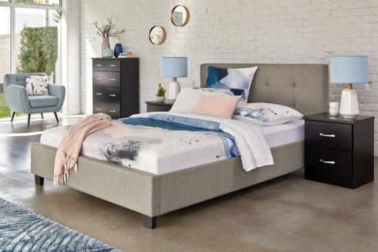 Phòng ngủ hiện đại trong biệt thự
