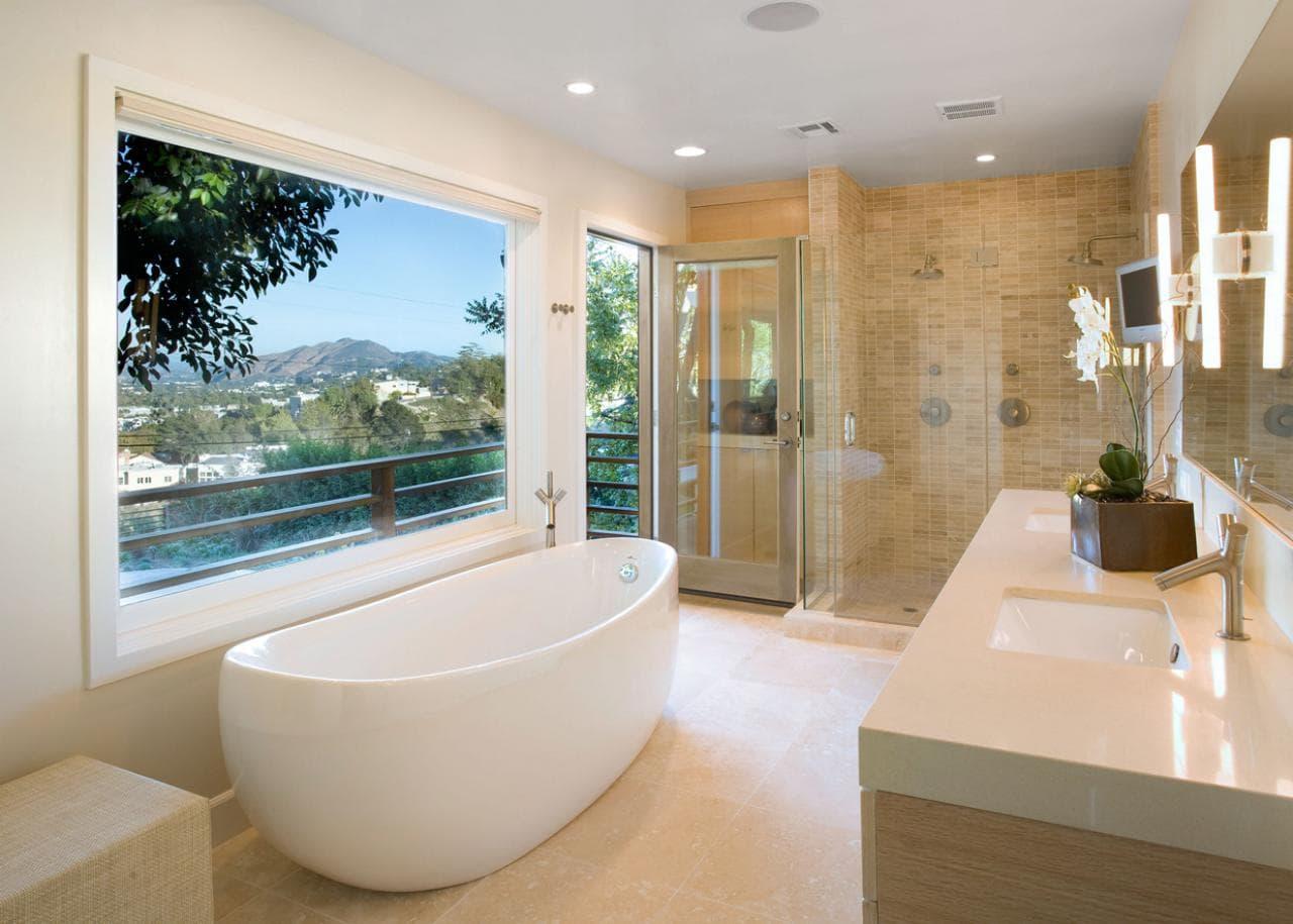 Phòng tắm cho nhà biệt thự