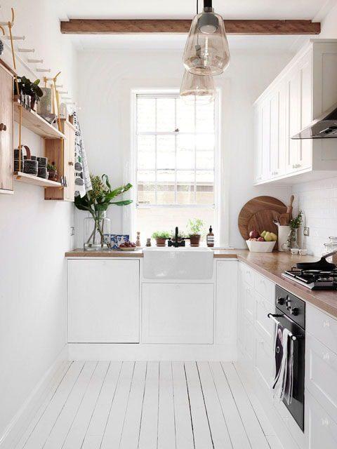 Tận dụng nguồn sáng tự nhiên cho nhà bếp đẹp