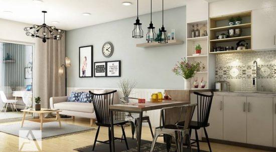 Thiết kế nội thất độc đáo thu hút mọi ánh nhìn