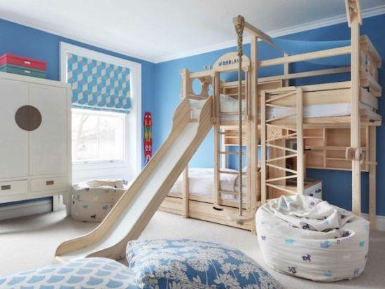 Thiết kế phòng ngủ phù hợp với sở thích và lứa tuổi của trẻ