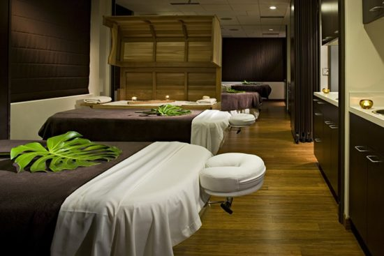 Thiết kế phòng spa đẹp mang đến cảm giác thoải mái và dễ chịu