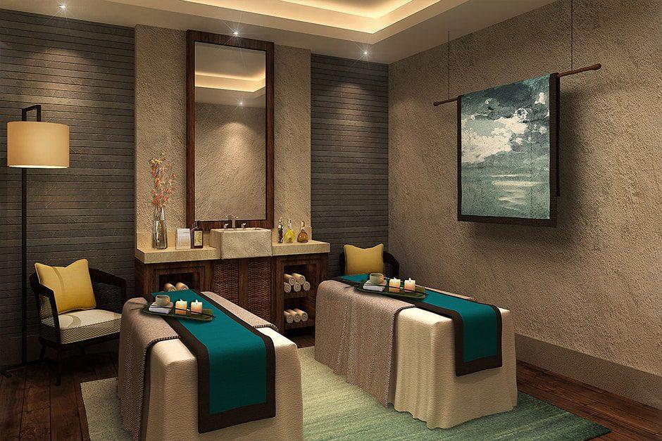 Trang trí phòng spa đẹp và bắt mắt