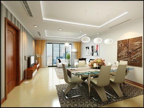 Có nhiều lựa chọn phong cách thiết kế nội thất chung cư cao cấp