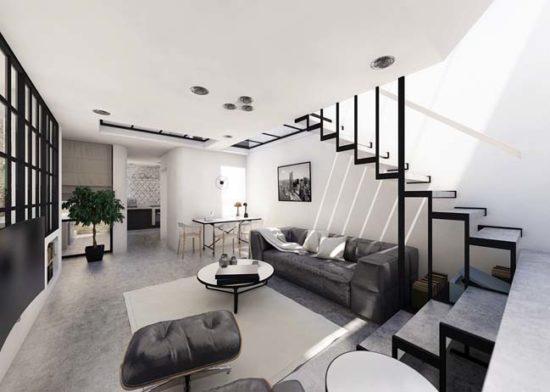 Có nhiều phong cách thiết kế nội thất được ưa chuộng