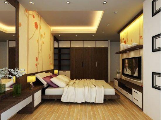 Đèn âm trần cho phòng ngủ
