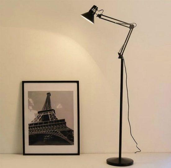 Đèn cây đọc sách phòng ngủ