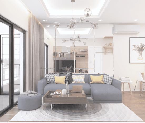 Ghế sofa hiện đại cho phòng khách hiện đại