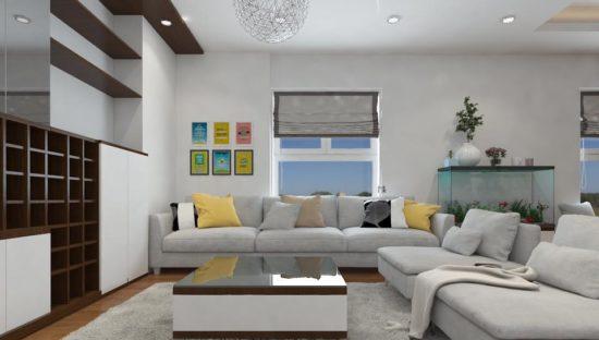 Giúp tối ưu hóa các không gian nội thất