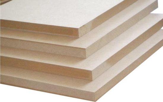 Gỗ công nghiệp MDF có nhiều ứng dụng trong nội thất