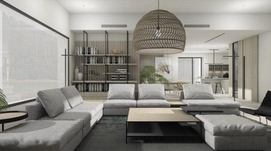 Kinh nghiệm thiết kế nội thất chung cư 100m2