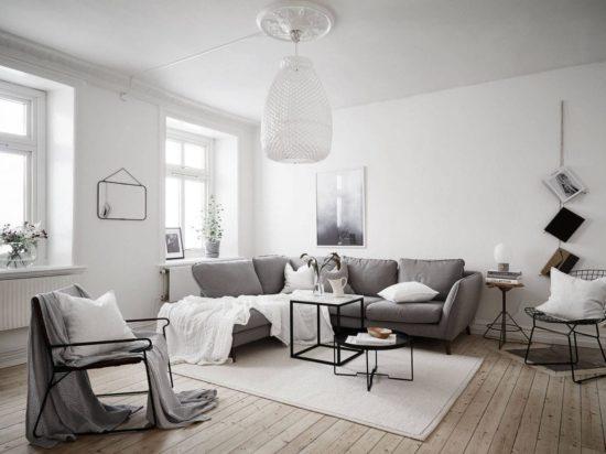 Kinh nghiệm thiết kế nội thất chung cư 70m2 đẹp