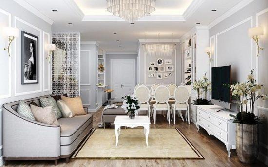 Lựa chọn những đồ dùng nội thất phù hợp với không gian