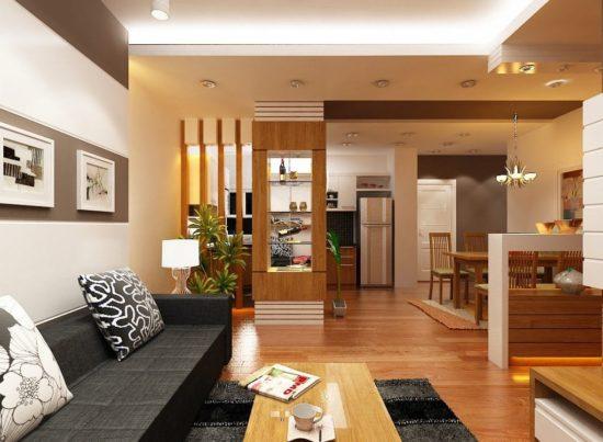 Lựa chọn phong cách thiết kế nội thất phù hợp