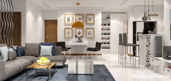 Mekongkawa là đơn vị thiết kế nội thất tại tphcm uy tín và chuyên nghiệp