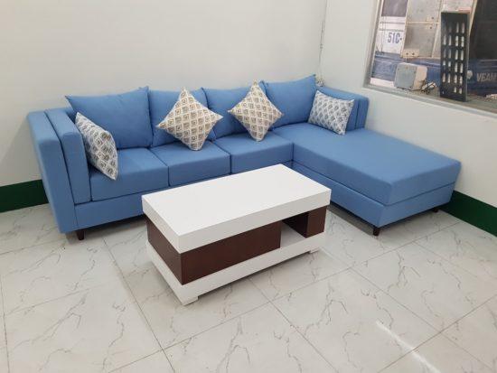 Sofa phòng khách cho không gian thêm tiện nghi và sang trọng