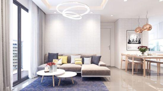 Thiết kế hệ thống chiếu sáng hợp lý cho nội thất hiện đại