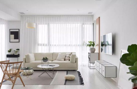 Thiết kế nhiều cửa sổ để tận dụng ánh sáng