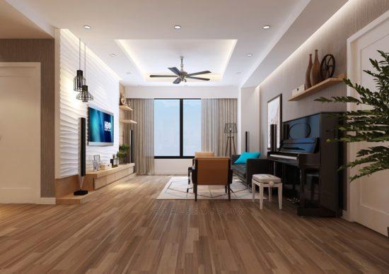 Thiết kế nội thất tận dụng ánh sáng tự nhiên tối đa nhất