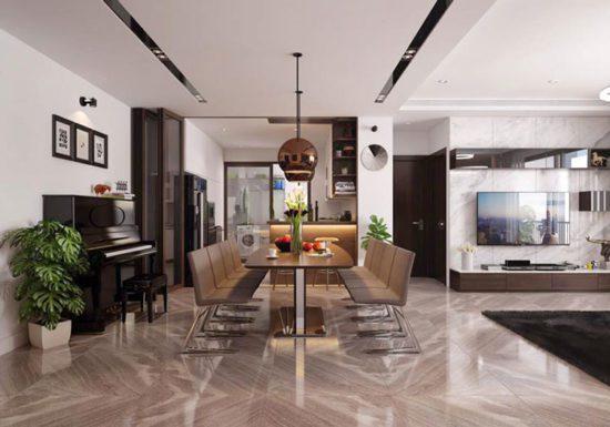Tiết kiệm chi phí thi công nội thất chung cư