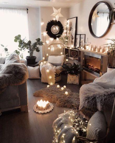 Chú ý đến phong cách phòng khách để chọn đèn phù hợp