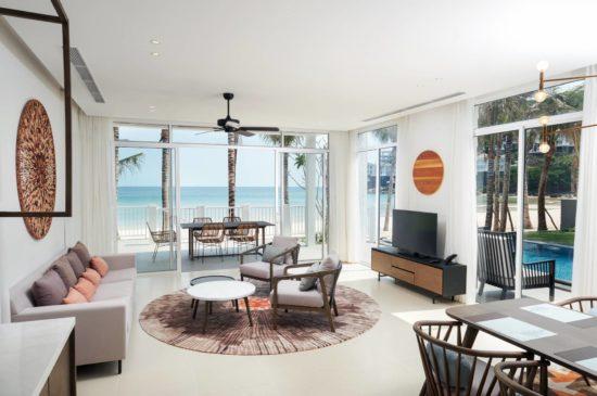 Chú ý lựa chọn màu sắc và nội thất phòng khách phù hợp