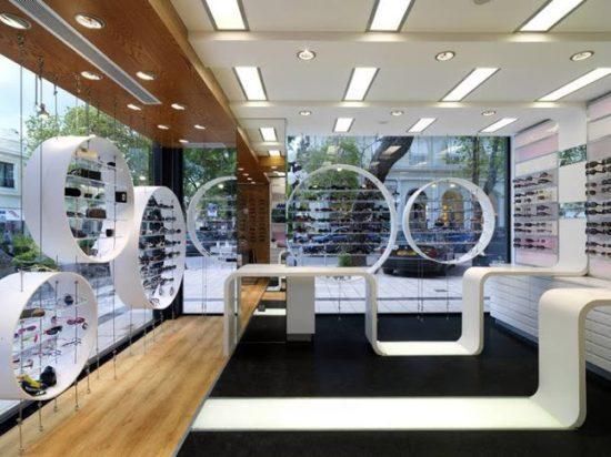 Cửa hàng kinh doanh hiện đại