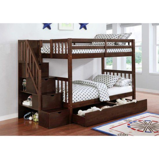 Dù chọn mẫu giường nào đi nữa thì sự an toàn vẫn cần phải đề cao