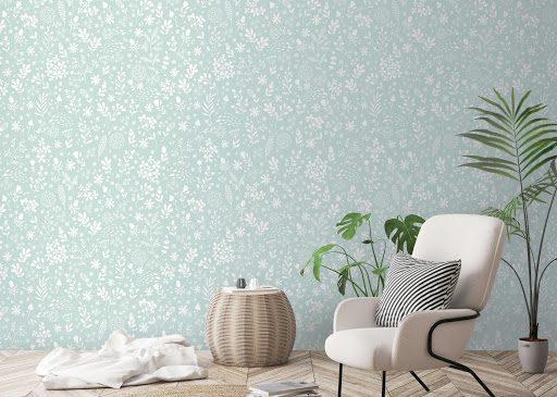 Giấy dán tường trang trí phòng
