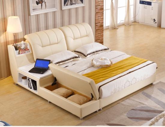 Kinh nghiệm lựa chọn giường tiết kiệm diện tích