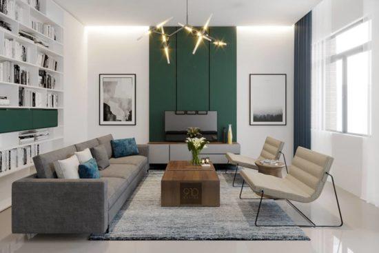 Kinh nghiệm thiết kế nội thất nhà phố