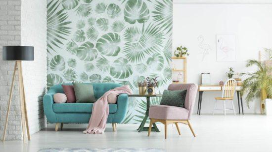 Lựa chọn giấy dán tường theo sở thích và phong cách yêu thích