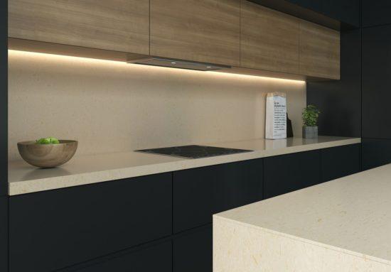 Lựa chọn loại đá ốp bếp cho không gian gia đình