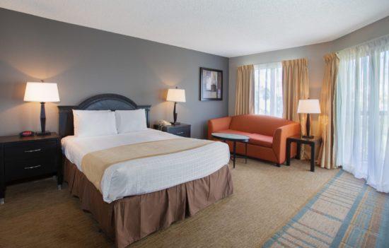 Lựa chọn thiết bị nội thất cho phòng ngủ khách sạn