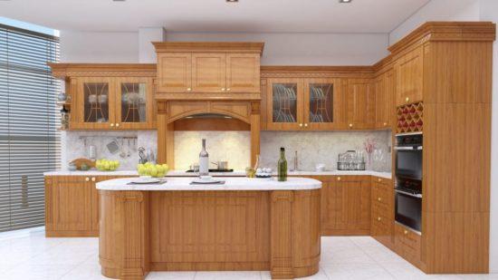 Lưu ý khi lựa chọn tủ bếp cho không gian chung cư