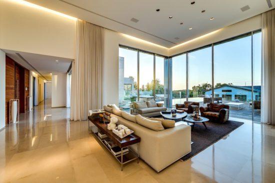 Mẫu thiết kế biệt thự theo phong cách hiện đại