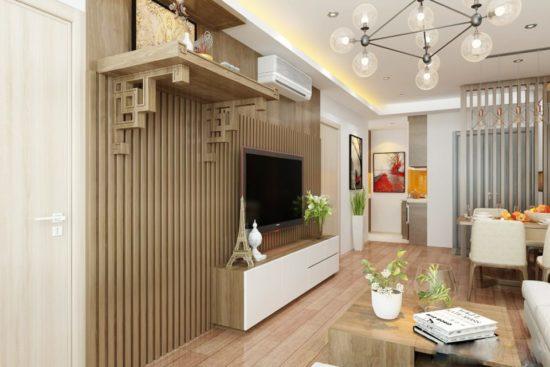 Những mẫu bàn thờ treo tường chung cư hiện đại ngày càng phổ biến