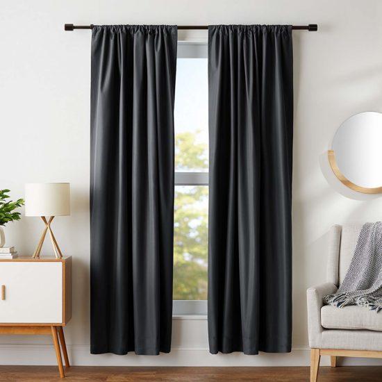 Rèm cửa có tác dụng ngăn chặn ánh sáng hoàn hảo