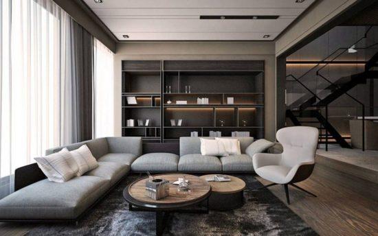 Sử dụng đồ nội thất thông minh cho không gian nhà phố