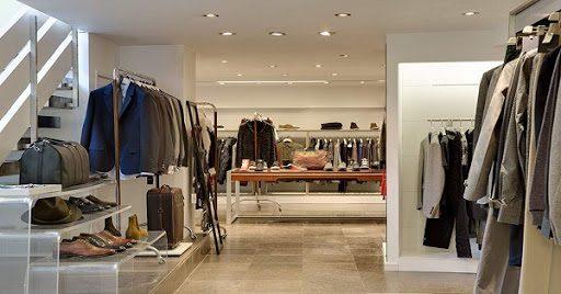 Thiết kế cửa hàng với nội thất trang nhã